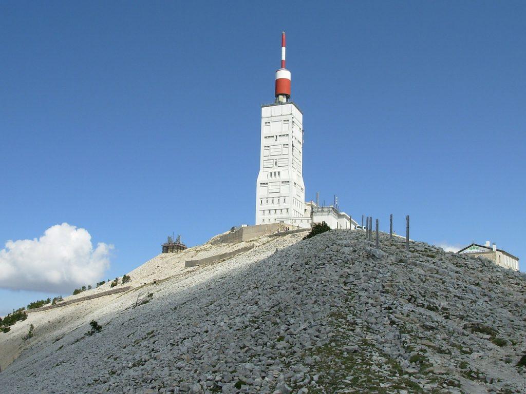 mountain, mont ventoux, weather station-215374.jpg